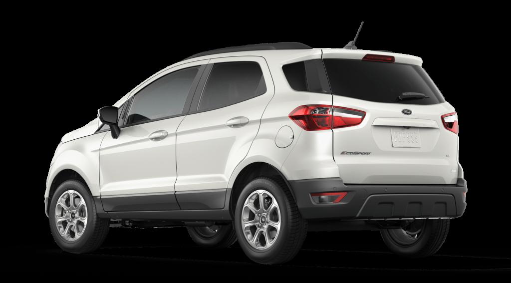 2020 Ford EcoSport SE profile