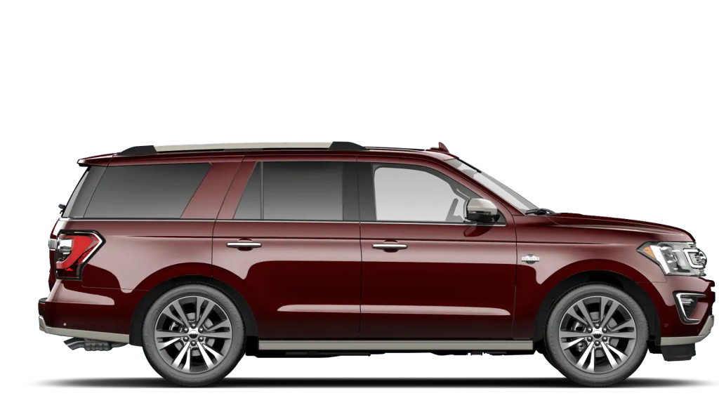 2020 Ford Expedition King Ranch side profile