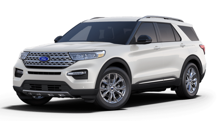 2020 Ford Explorer Limited profile