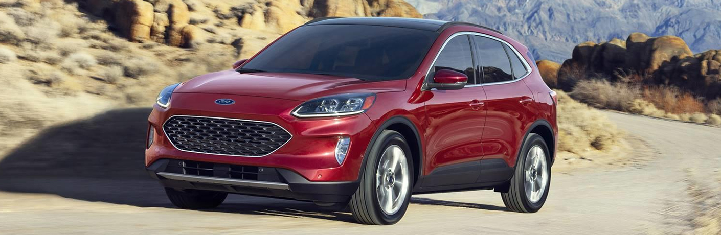 What Safety Features Are Found on the 2020 Ford Escape?