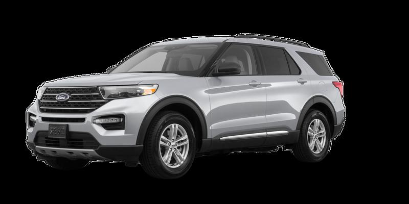 2020 Ford Explorer Hybrid profile