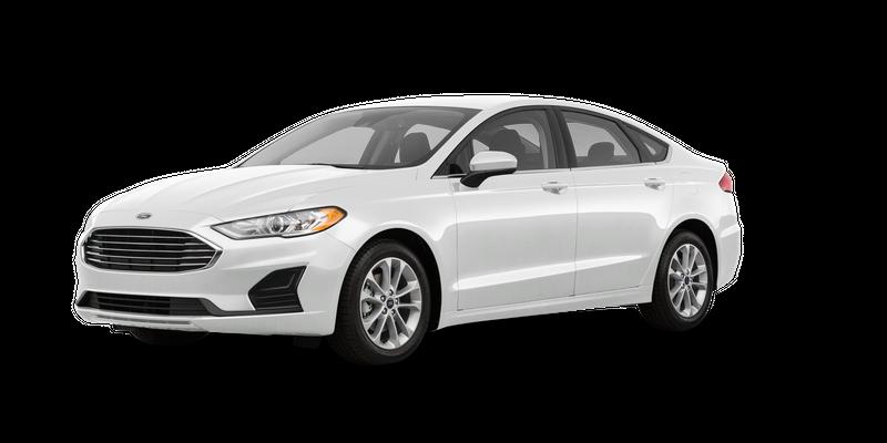 2020 Ford Fusion Hybrid profile