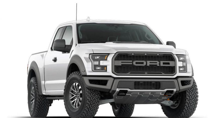 2020 Ford F-150 Raptor Interior & Exterior Color Options ...