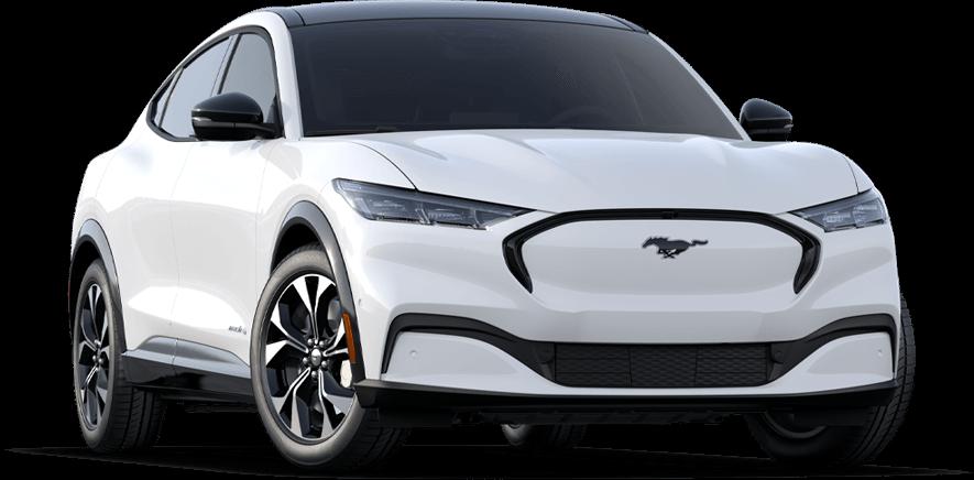 2021 Mustang Mach E Profile O Akins Ford