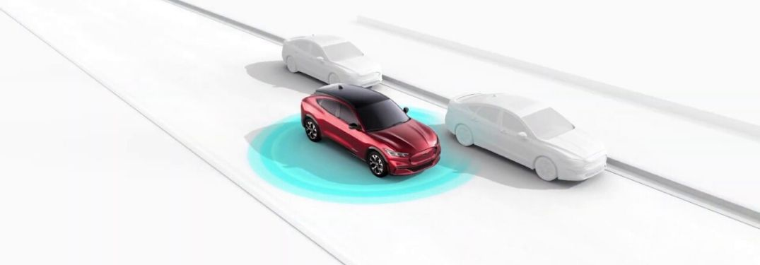 2021 Mustang Mach-E Active Park Assist 2.0 system