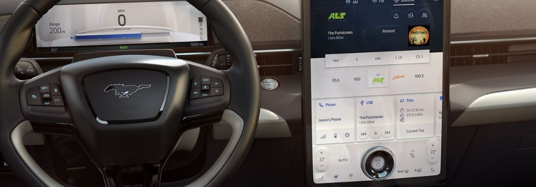 What Vehicles Will Support the Next-Gen SYNC® 4 Infotainment System?
