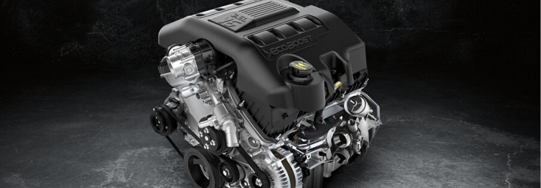 What Are the Advantages of an EcoBoost® Engine?