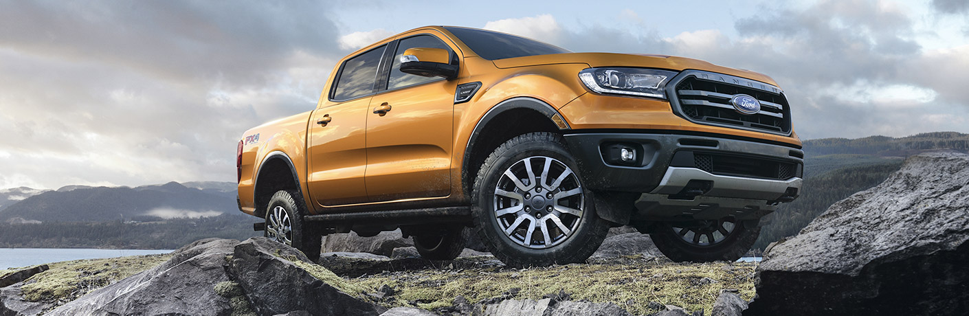 What Trim Levels and Configurations are Available for the 2020 Ford Ranger Lineup at Akins Ford?
