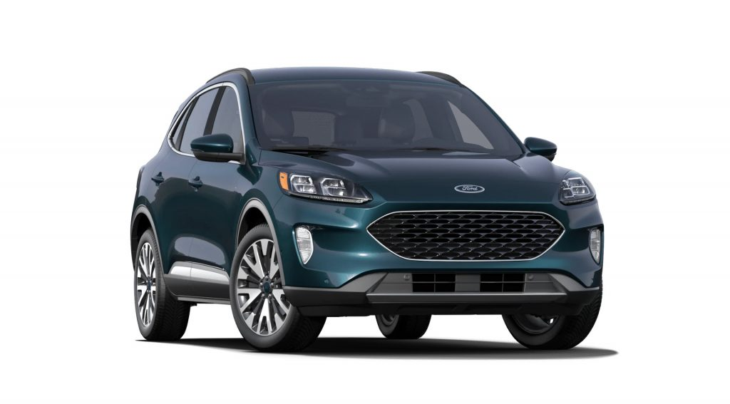 2020 Ford Escape Hybrid color profile image