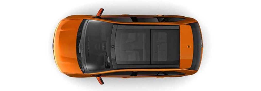 Ford Models with the Panoramic Vista Roof®