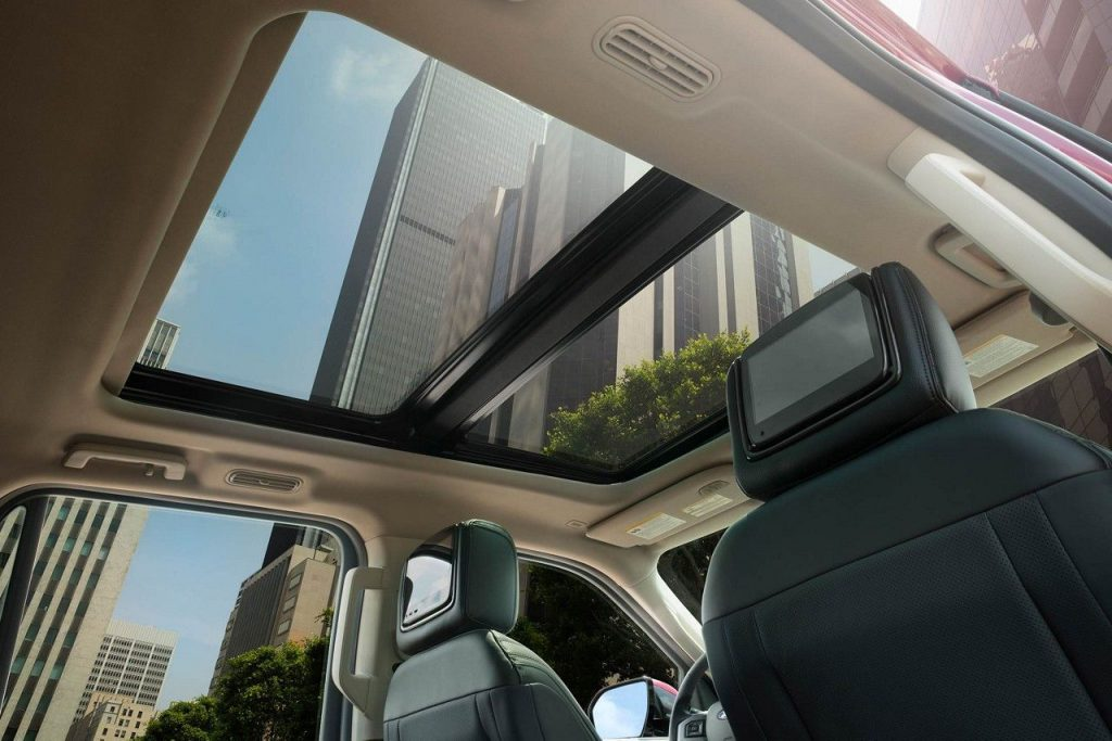 Which Ford Vehicles Feature The Panoramic Sunroof Akins Ford