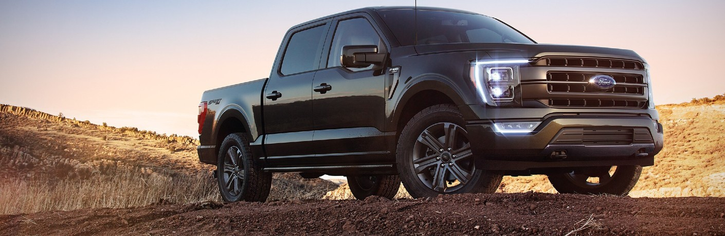 2021 Ford F-150 Interior Redesign and New Features