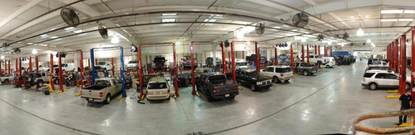 Akins Ford service center