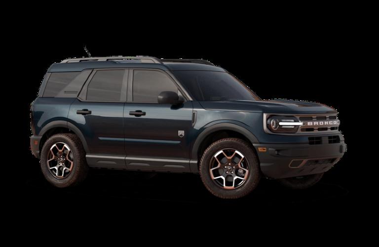 2021 Ford Bronco Sport Profile