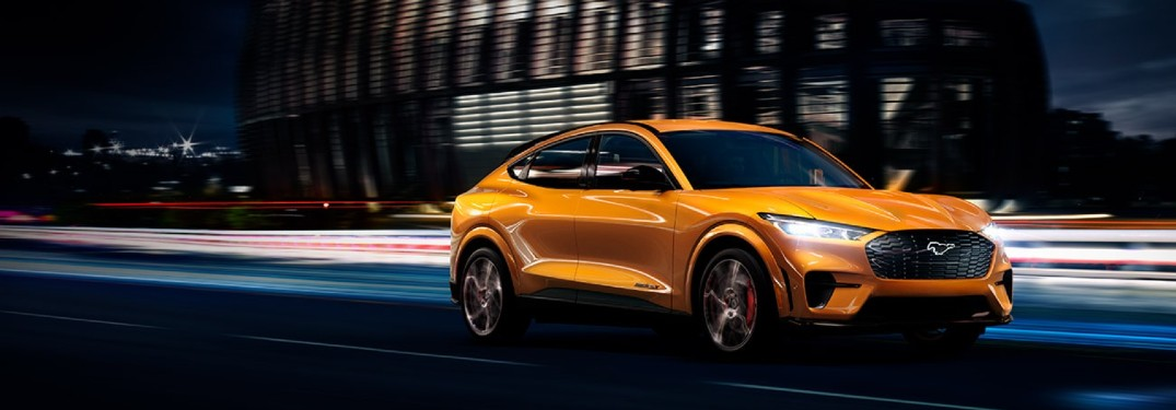 Can I charge my Ford Mustang Mach-E at home?