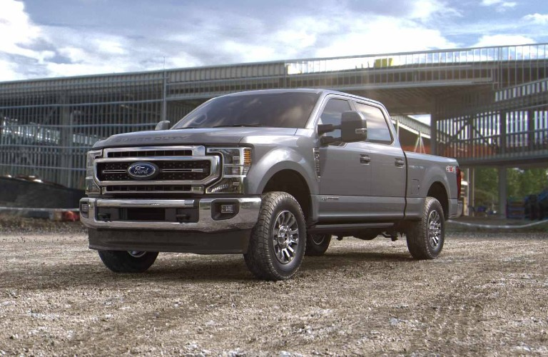 2021 ford super duty new & returning exterior color options