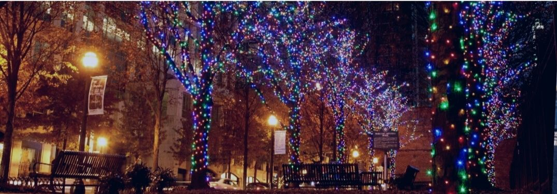 Holiday Lights Display in Atlanta, GA