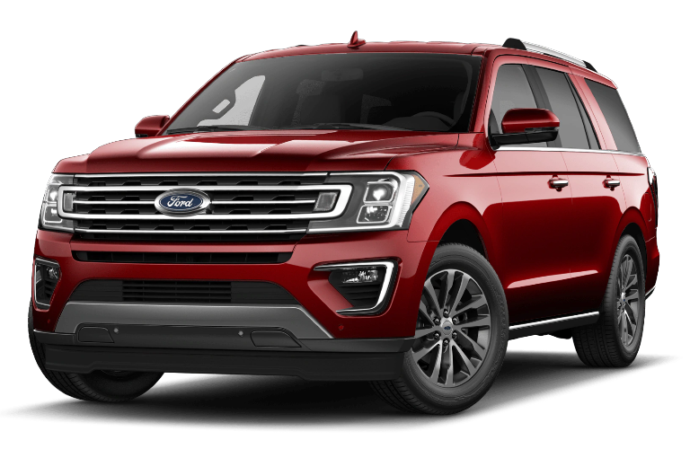 2021 Ford Expedition Rapid Red