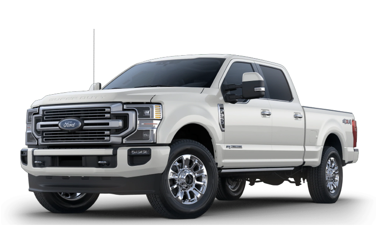 2021 Ford F-350 Super Duty exterior profile