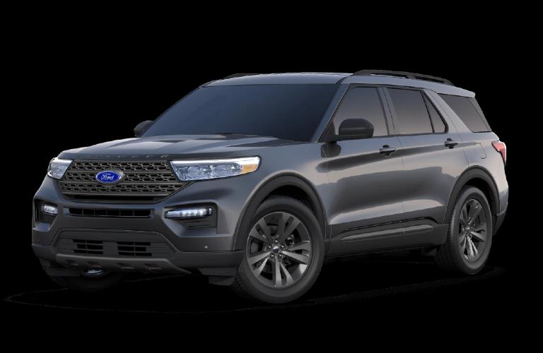 2021 Ford Explorer XLT Sport Appearance Package transparent