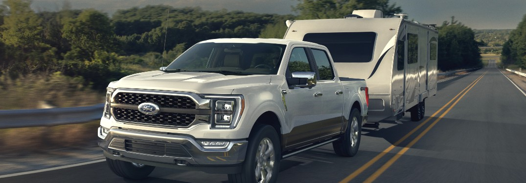 2021 Ford F-150 Retains a Tight Hold on Best-Selling Status