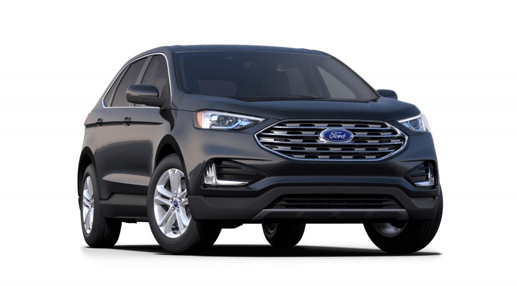 2021 Ford Edge Agate Black