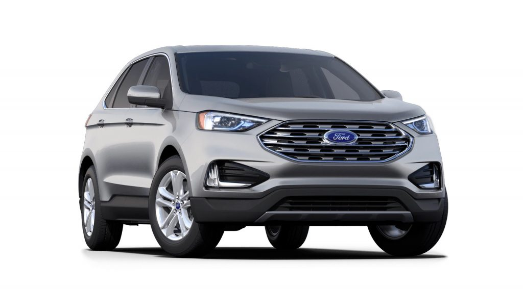 2021 Ford Edge Carbonized Gray