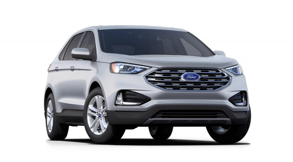 2021 Ford Edge Iconic Silver