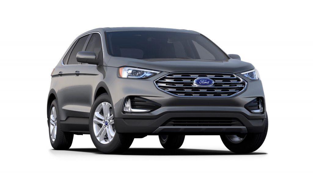 2021 Ford Edge Lithium Gray