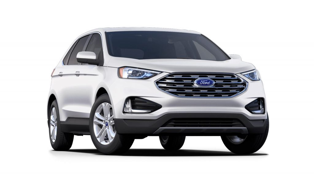 2021 Ford Edge Oxford White