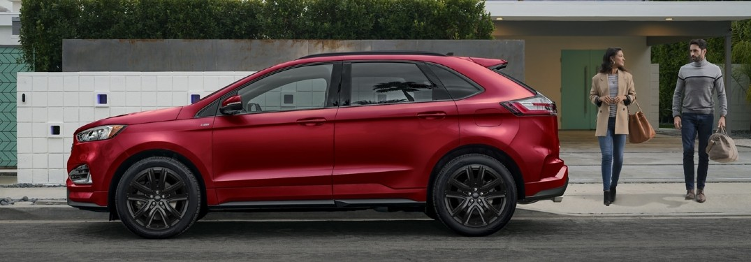 What Engines Are Featured on the 2021 Ford Edge?