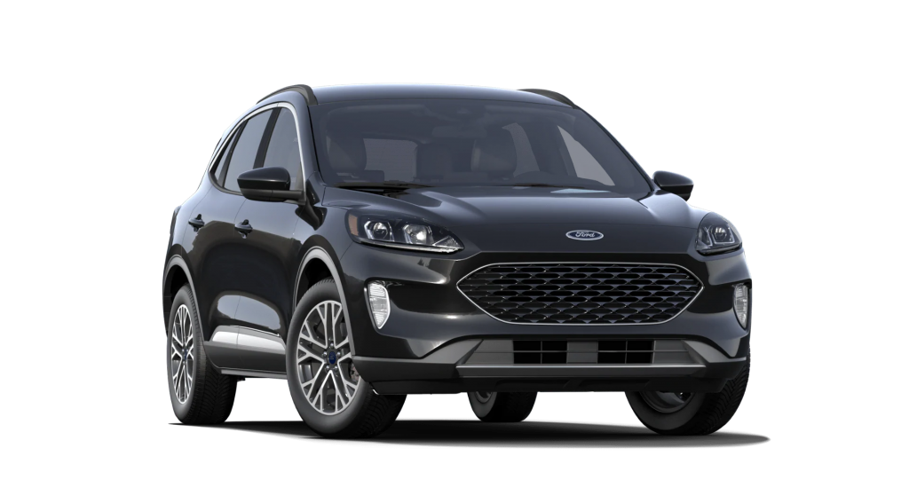 2021 Ford Escape Agate Black