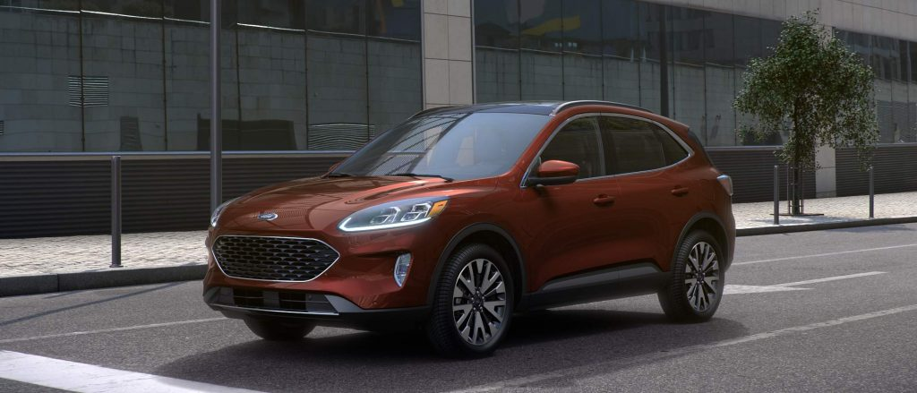 2021 Ford Escape Bronze Fire