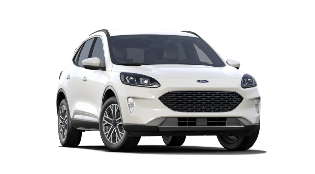 2021 Ford Escape Oxford White
