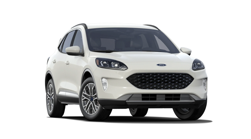 2021 Ford Escape Star White