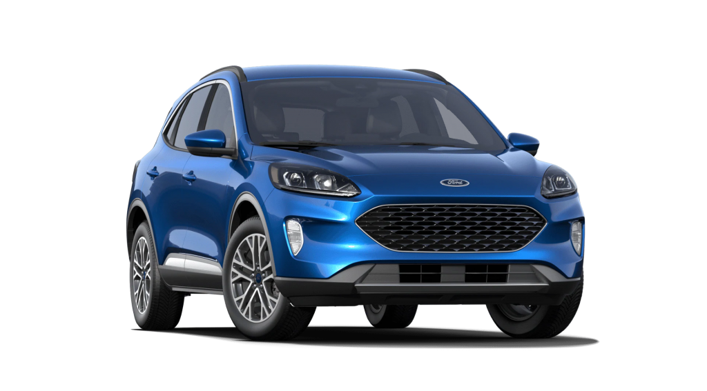 2021 Ford Escape Velocity Blue