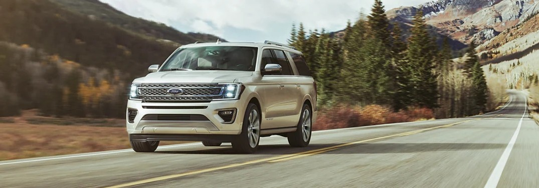 How Much Cargo Space Does the 2021 Ford Expedition Lineup Have?