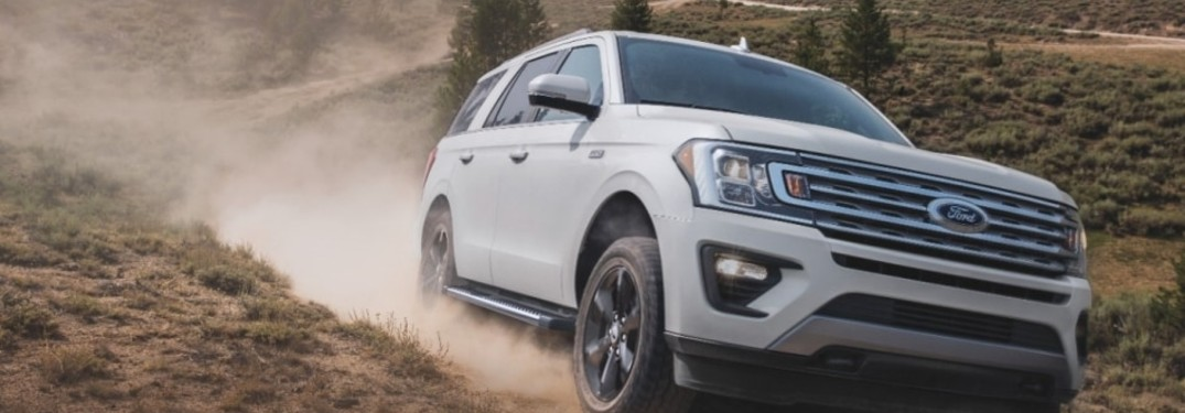 What Are the Interior Dimensions of the 2021 Ford Expedition?
