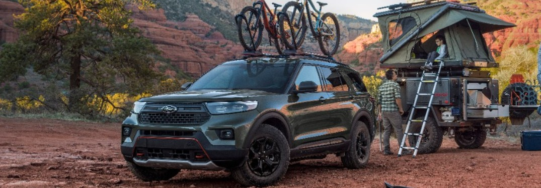How Much Ground Clearance Does the Explorer Timberline Have?
