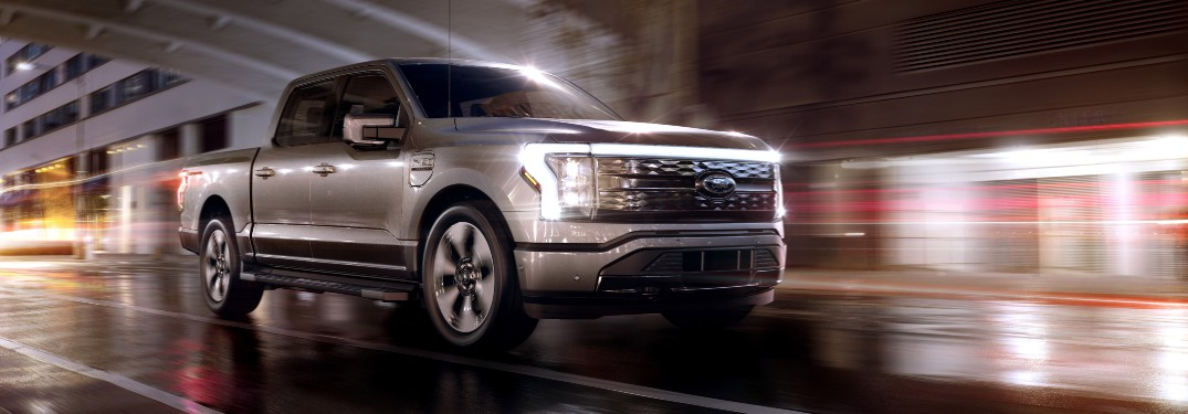 How Much Can the 2022 Ford F-150 Lightning Tow?