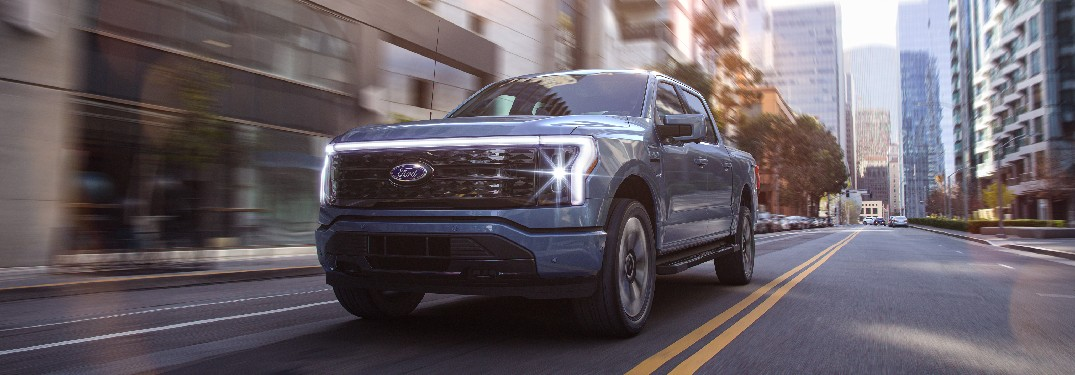 How Much Range Does the 2022 Ford F-150 Lightning Get?
