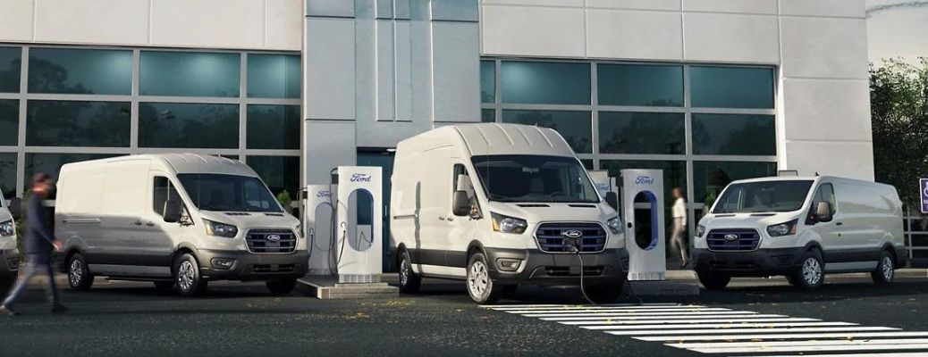 Does Ford have any electric vans?