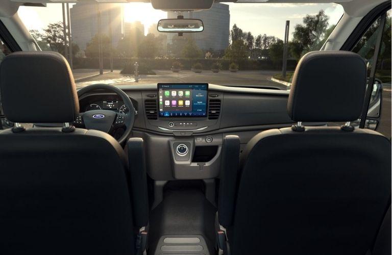2022 Ford E-Transit interior image
