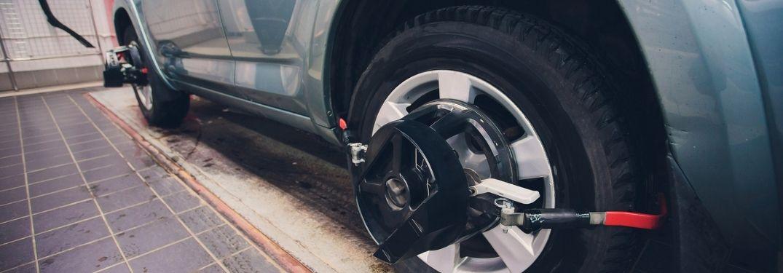mechanic tuning aligner for wheels