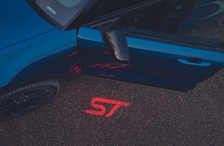2022 Ford Explorer ST badging