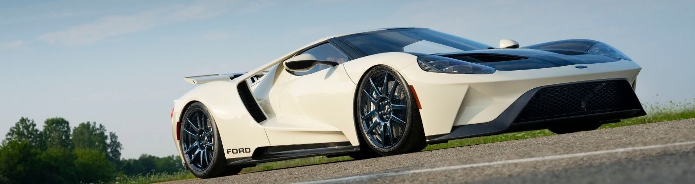 2022 Ford GT heritage edition prototype