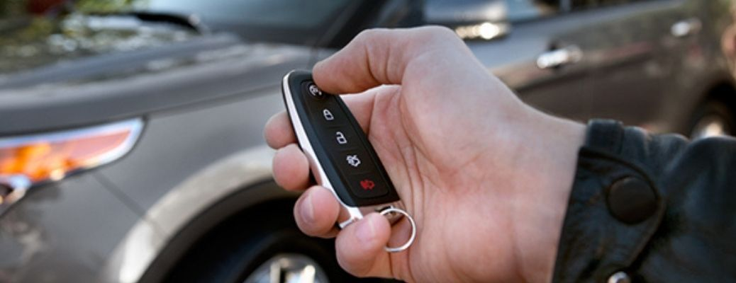 How does Ford Remote Start System work?
