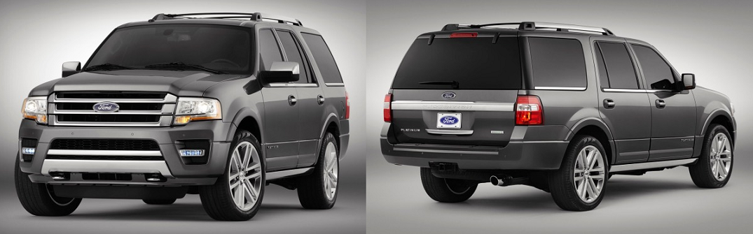 2015 Ford Expedition Drops Fuel-Sucking V8 For EcoBoost V6