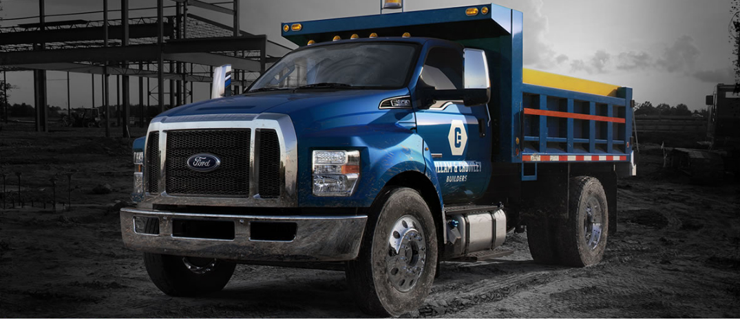 2016 Ford F 650 750 Commercial Truck Release Date