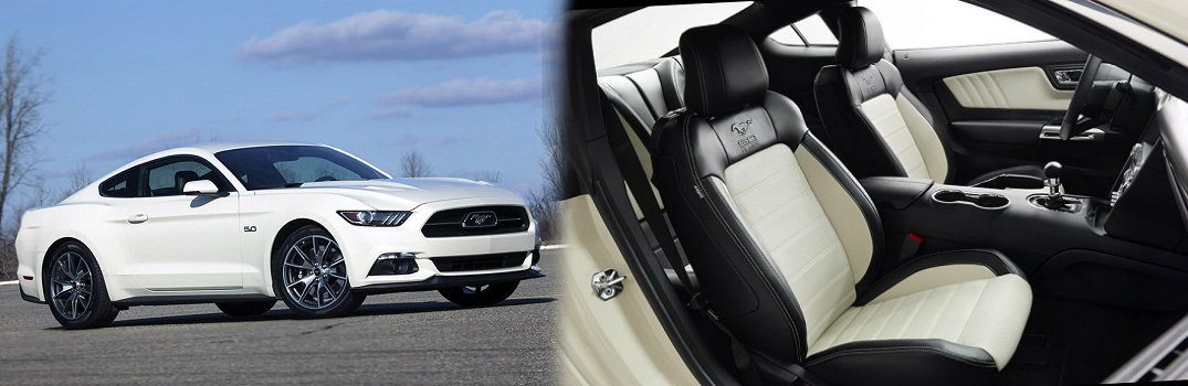 ... 2015 Ford Mustang Gt Fastback 50 Year Limited